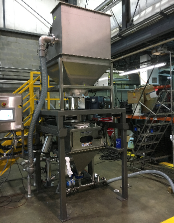 bulk bagging equipment