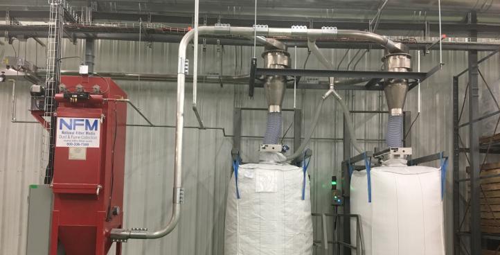 Vacuum/Pneumatic Conveyors