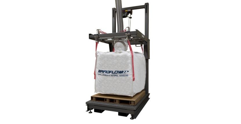 Spiroflow Bulk Bag Filler2