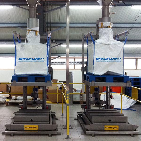 bulk bagging equipment